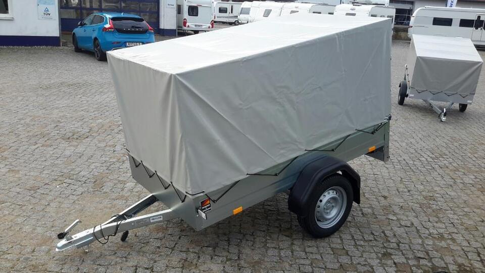 Anhänger Stema 750 Kg Mit Plane Spriegel In Sachsen Anhalt Havelberg Gebrauchte Auto Anhänger Kaufen Ebay Kleinanzeigen