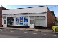 Empty Shop To Let in NG18 , suitable for any business
