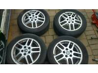 Vauhall 16 inch alloys x4