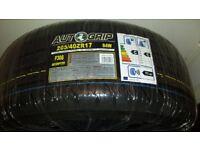 NEW Autogrip 205 /40/ZR17 Tyre