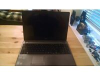 "Acer Aspire laptop with wireless mouse and case (Windows Vista, 500GB HDD, 4GB RAM 15"" screen)"