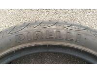 195/45/16 TYRE - PIRELLI P-ZERO - Excellent used tyre 6mm tread