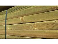 4.8 metres 6x2 inch kiln dried treated c24 grade Timber
