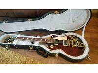 *SOLD pending collection*Gibson les paul for TRADE/SALE