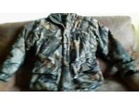Mossy oak jacket