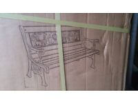 Brand new 2 seater childs bench