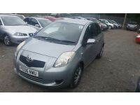 Toyota Yaris 1.3 VVT-i T3 3dr, HPI CLEAR, 1 YEAR MOT, LOW MILEAGE, DRIVES SMOOTH, P/X WELCOME