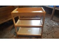 Mamas and Papas Aruba Changing Table -Used, good condition