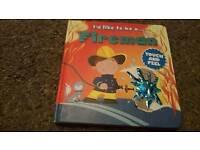 Fireman book