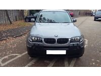 BMW X3 - 3.0D SE. Full history 110k miles. Perfect condition