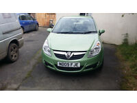 VAUXHALL CORSA CLUB AUTOMATIC 1.4 2009 EXCELENT CONDITION