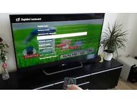 """55"""" SONY SMART 4K ULTRA HD ANDROID TV CAN DELIVER"""