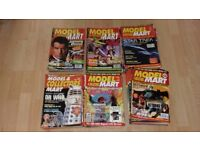 40+ MODEL & COLLECTORS MART MAGAZINES(incl.DOCTOR WHO,JAMES BOND,STAR WARS,AUSTIN POWERS,STAR TREK)