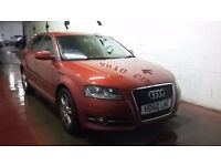 Audi A3 2.0 TDI SE Sportback 5dr£6,695 p/x welcome FREE WARRANTY, HPI CLEAR