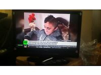 Alba lcd 16inch:HD ready remote control included