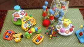 Assortment Toys.