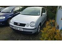 Volkswagen Polo. 1.4 automatic. 34,000 miles,2 owners from new