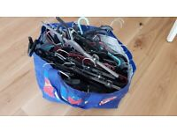 Large collection of free coat hangers