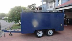 Heavy Duty Tradie Trailer - Excellent Condition Albion Brisbane North East Preview