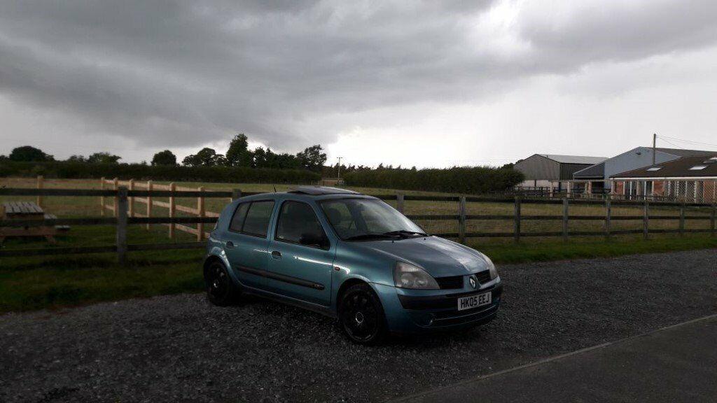 Renault Clio 1 5tdci | in Norwich, Norfolk | Gumtree