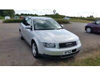 Audi A4 1.9TDi SE Silver