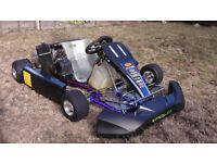 ROTAX SENIOR KART 125cc