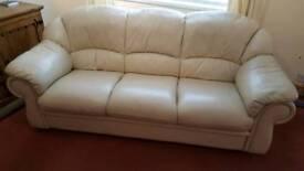 Sofas leather 3+2