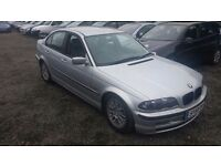 BMW 3 Series 1.9 318i SE 4dr, HPI CLEAR, WARRANTED MILEAGE, GOOD CONDITION