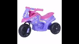 Fairy 6V Electric Ride On - Brand New Boxed