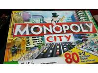 Monopoly City 3D board game