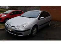Citroen c5 1.6 diesel 1 owner 2 keys lovely drive long mot