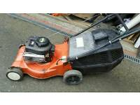 Sovereign Self Propelled Petrol Lawnmower - Good Condition