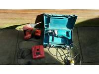 Makita and Hilti Power tools