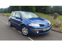 RENAULT MEGANE EXPRESSION 1.9DCI DIESEL,2006 56 REG,FACE LIFT#53K ## LOW MILES, FSH####F S HISTORY##