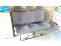 Rear bench seats. Trafic, Vivaro, Primastar