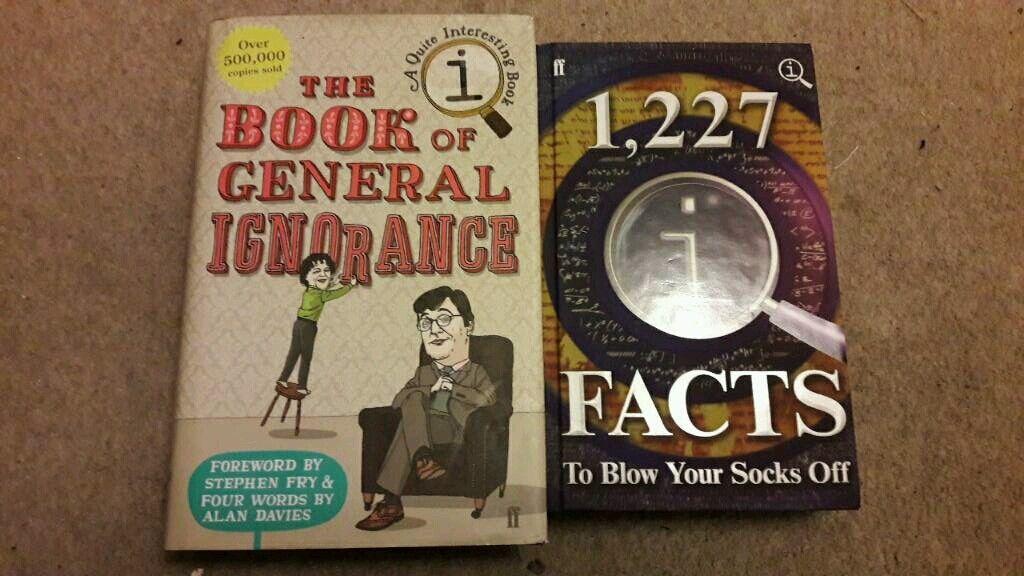 2 x QI Books