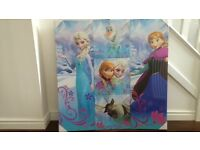 Frozen canvas set