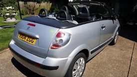 Citroen C3 Plurial 1.3 petrol electric roof convertable