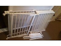 Baby Dan Configurable Stair Gate/Playpen 9 pieces