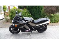 Kawasaki ZZR 1100 C3 1992 Superbike Motorbike 20k miles FULL MOT