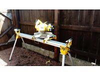 Dewalt 701 Crosscut Mitre Electronic Saw 216mm, 1600w 240v