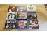 Northern soul CD mix