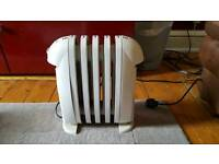 DeLonghi bambino oil heater