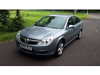 Vauxhall Vectra 1.8 Life, 07 Plate, 64000 Genuine Low Miles, MOT August 2017