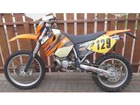 KTM EXC 200 2001