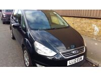 Ford Galaxy 2.0 TDCi 2012 ZETEC AUTOMATIC PCO READY