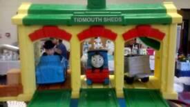 Thomas the Tank & Tidmouth Sheds