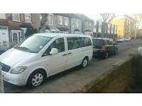 Sell my Mercedes Vito