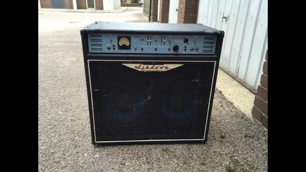 Ashdown Bass Amp