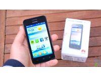 Huawei Y330 dual core android smartphone on EE/VIRGIN/ASDA/Tmobile /Orange